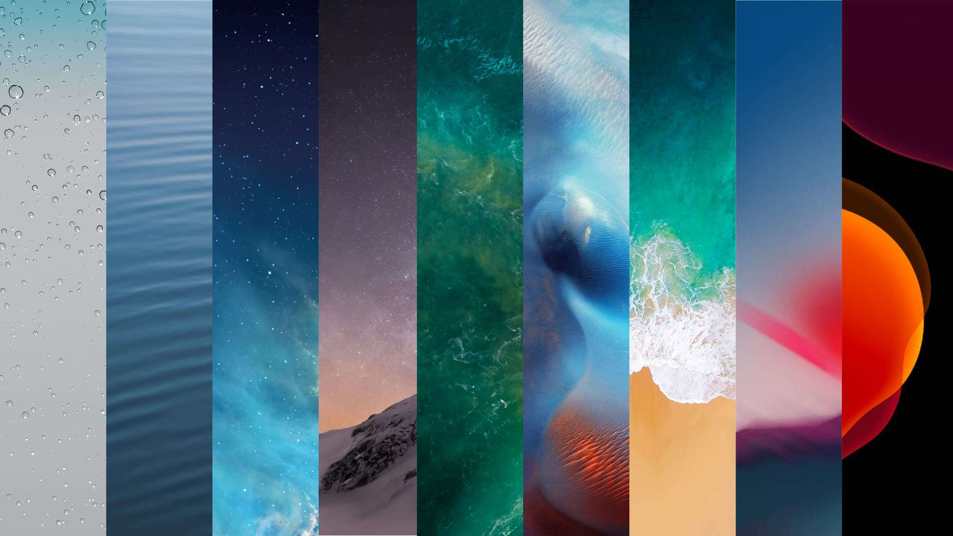 Download every default iOS wallpaper iPhoneOS   iOS 21   AppleTrack