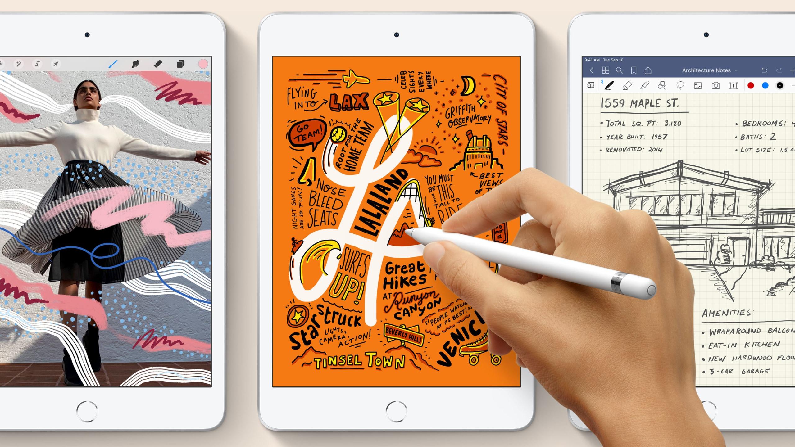 Планшеты iPad mini (2019)